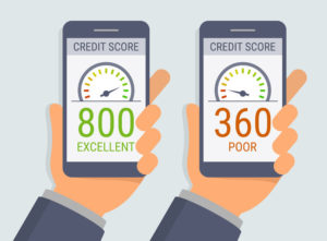 Stay on top of your credit score